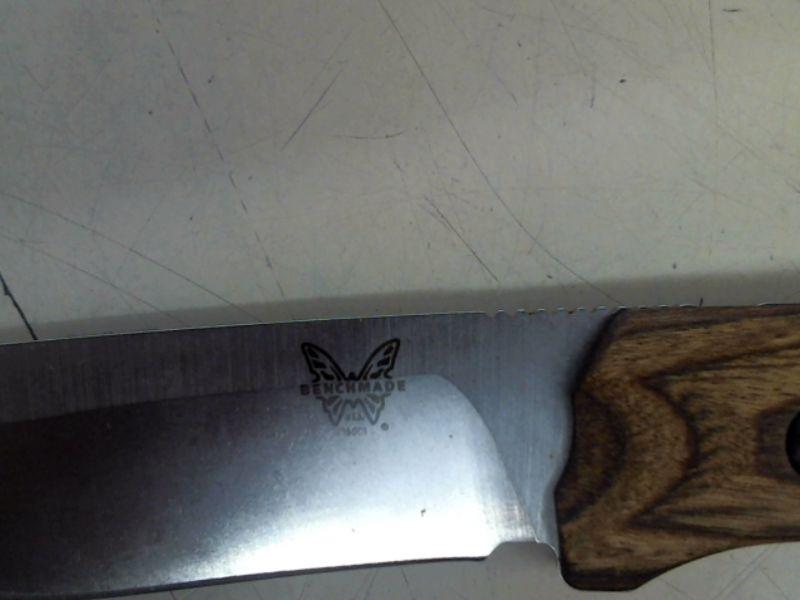 BENCHMADE Pocket Knife SUBROSA LERCH S30V