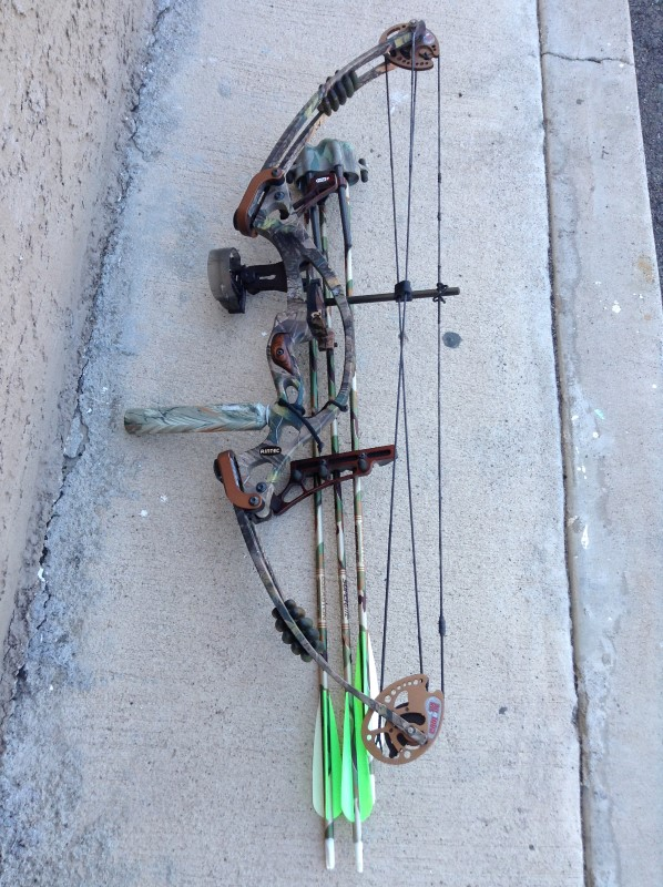 HOYT ARCHERY Bow RINTEC