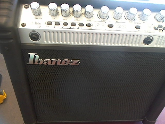 IBANEZ Electric Guitar Amp MIMX30