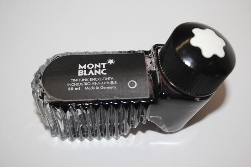 MONT BLANC MEISTERSTUCK CLASSIQUE BLACK FOUNTAIN PEN