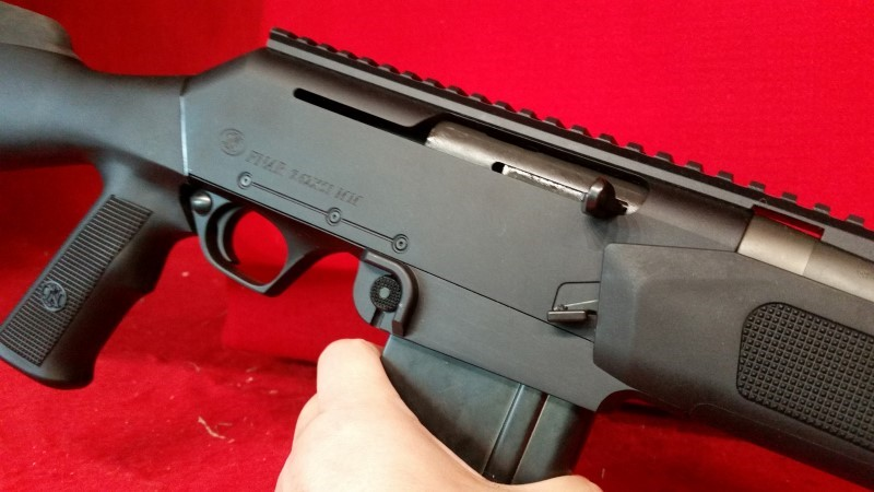 FNH FNAR 308 Light Tactical Semi-Auto Rifle