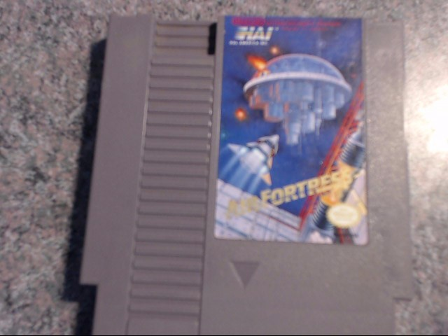 NINTENDO Nintendo NES Game AIR FORTRESS