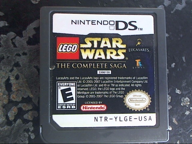 NINTENDO Nintendo DS Game LEGO STAR WARS-THE COMPLETE SAGA DS