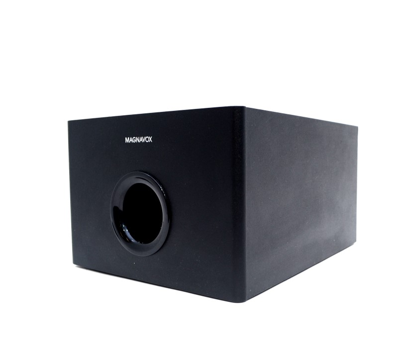 "Magnavox MSB4550 40"" Sound Bar Speaker with Subwoofer & Remote>"