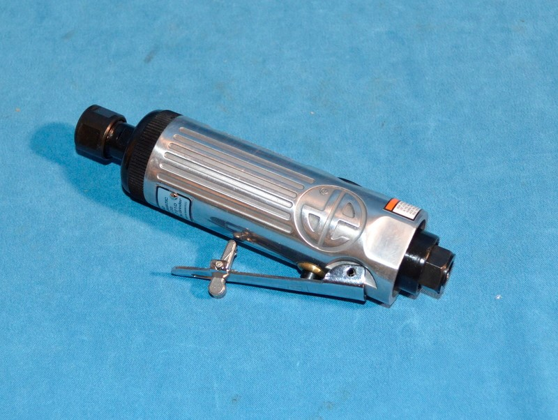 "ASTRO PNEUMATIC TOOLS T210 1/4"" MEDIUM AIR DIE GRINDER"