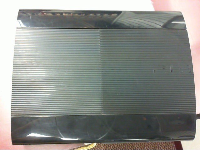 SONY PLAYSTATION 3 250GB CECH-4001B with 5 Games and 5 Movies
