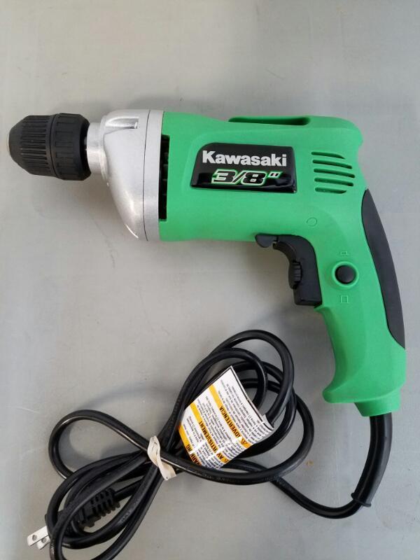 KAWASAKI Corded Drill 691241