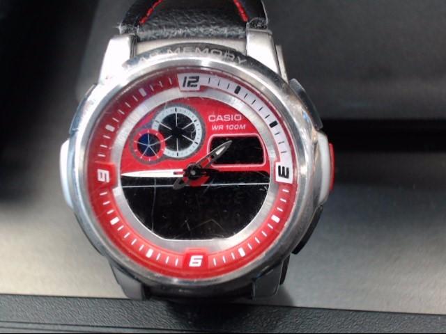 CASIO Gent's Wristwatch AQF-102W