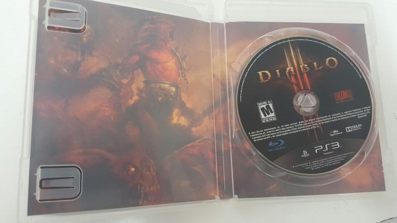 SONY Sony PlayStation 3 Game DIABLO III