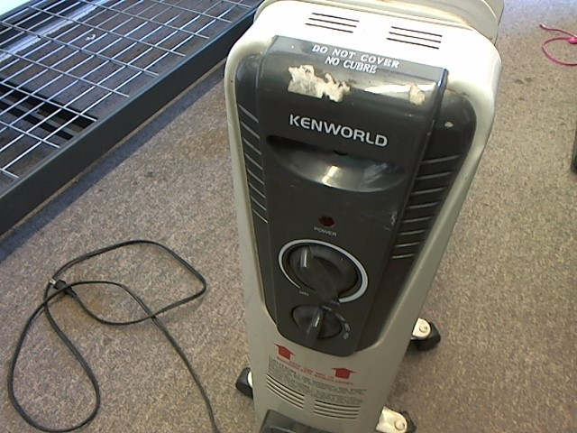 KENWORLD OIL FILLED HEATER
