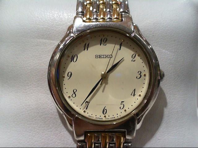 SEIKO Gent's Wristwatch V701-2870
