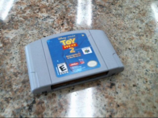 NINTENDO Nintendo 64 Game TOY STORY 2 NINTENDO 64