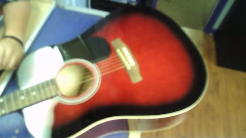 JOHNSON Acoustic Guitar JG-608-RD