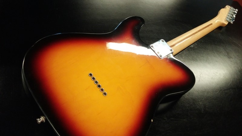 FENDER Electric Guitar TELECASTER MADE IN MEXICO