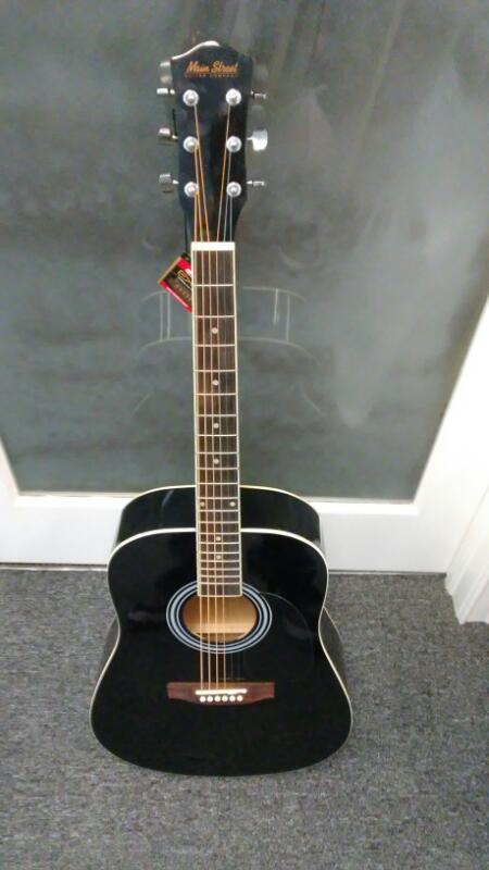 MAIN STREET GUITARS Acoustic Guitar MA241TSB