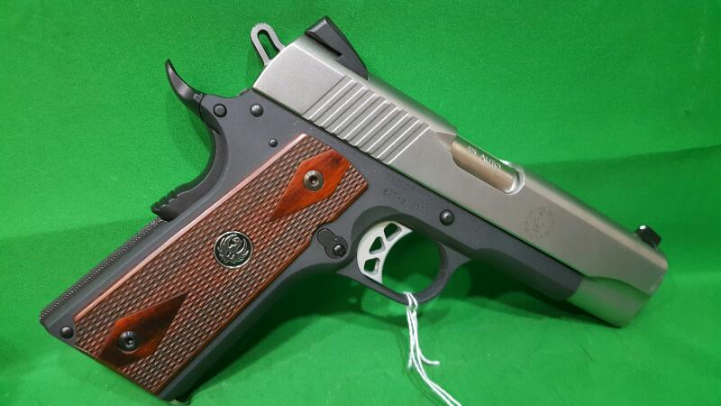 RUGER Pistol SR-1911