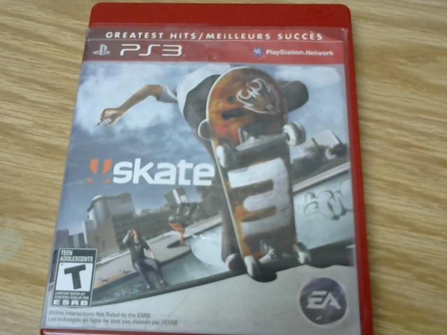 SONY Sony PlayStation 3 Game SKATE 3