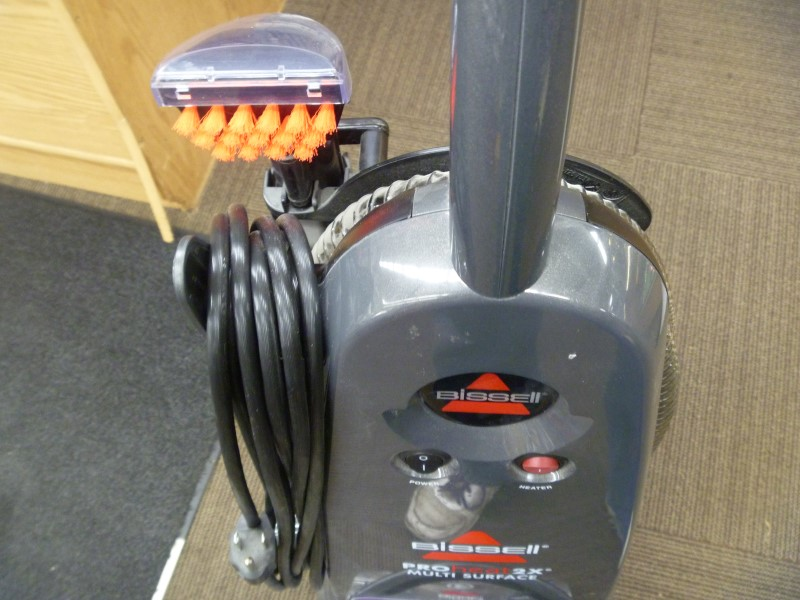 BISSELL 9200-U PROHEAT 2X MULTI SURFACE UPRIGHT CARPET CLEANER **AS IS**