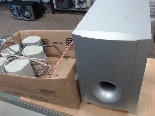 REGENT Speakers/Subwoofer SP-6