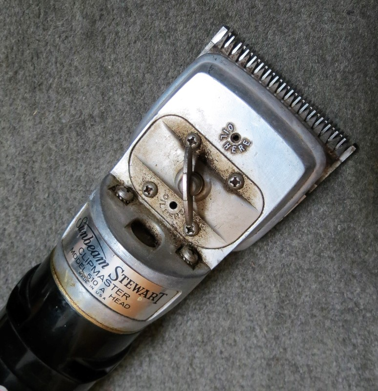 Oster Stewart Clipmaster 510a Livestock Clippers