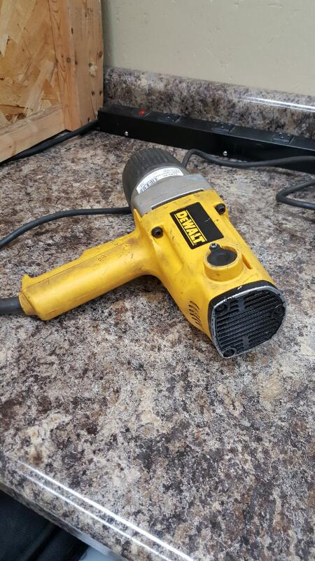 DeWALT DW297 3/4-Inch Square Drive Impact Wrench