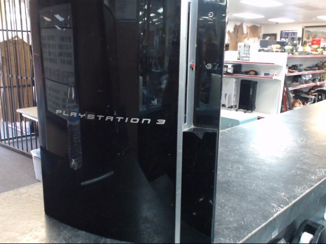 SONY PlayStation 3 PLAYSTATION 3 - SYSTEM - 160GB - CECH-P01