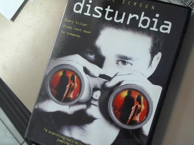 DISTURBIA