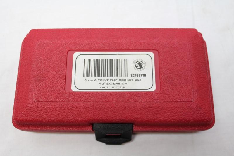 MATCO TOOLS Sockets/Ratchet SCP36PTB