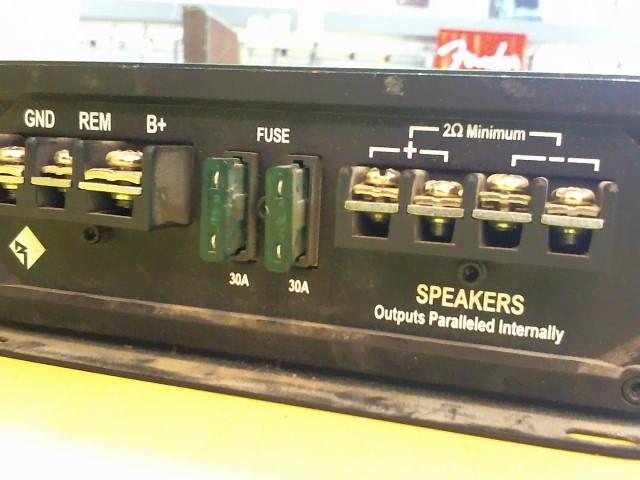 ROCKFORD FOSGATE Car Amplifier PRIME R500-1