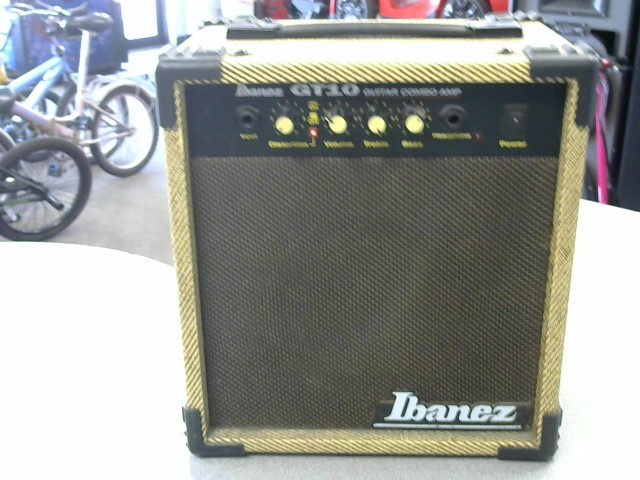 IBANEZ Electric Guitar Amp GT-10DX GUITAR AMP