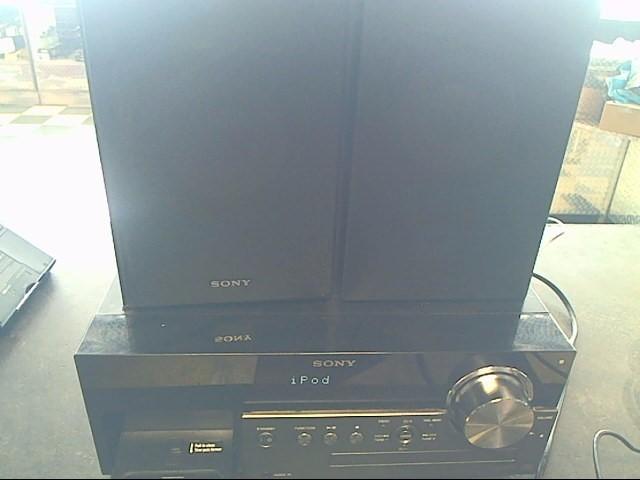 SONY Radio HCD-MX500I