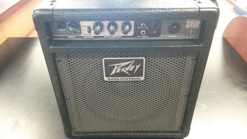 PEAVEY Electric Guitar Amp 158