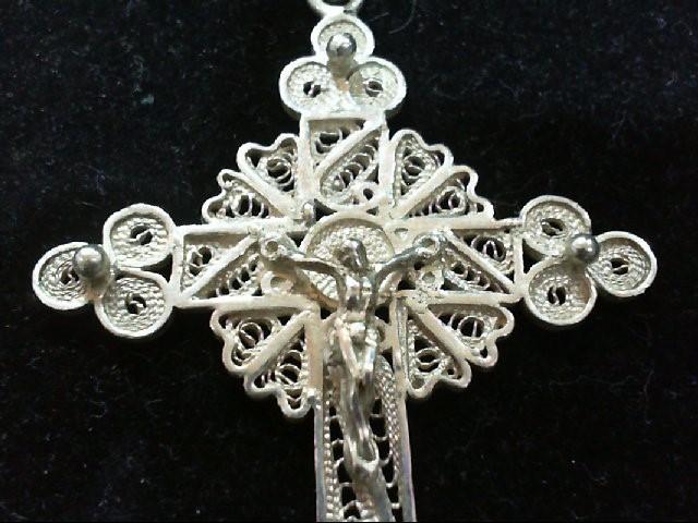 Silver Pendant 925 Silver 6.3g