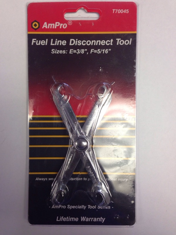 AmPro Fuel Line Disconnect Tool T70045