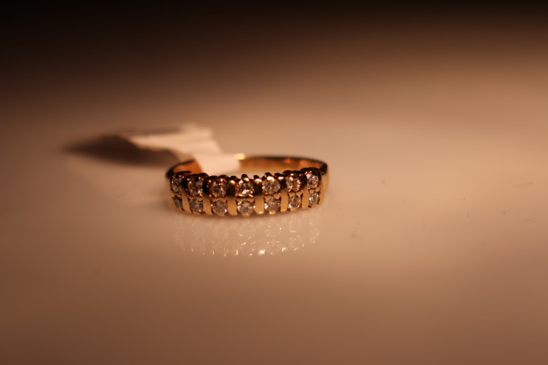Gent's Gold Ring 14K Yellow Gold 2.33g