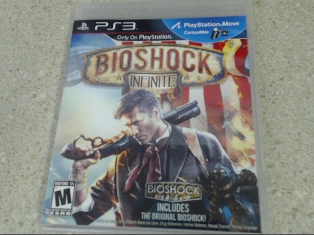 BIOSHOCK INFINITE - PLAYSTATION 3 GAME
