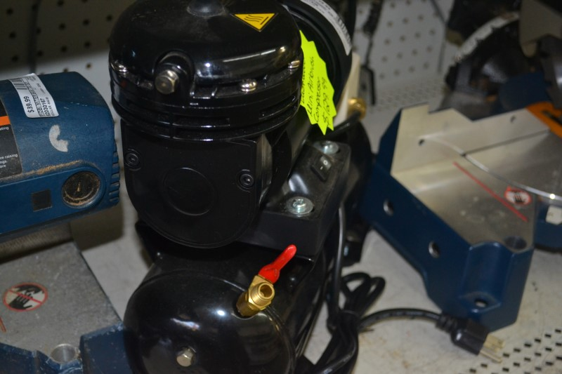 Eastwood Airbrush Air Compressor
