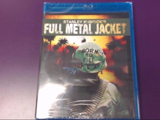 BLU-RAY MOVIE: FULL METAL JACKET