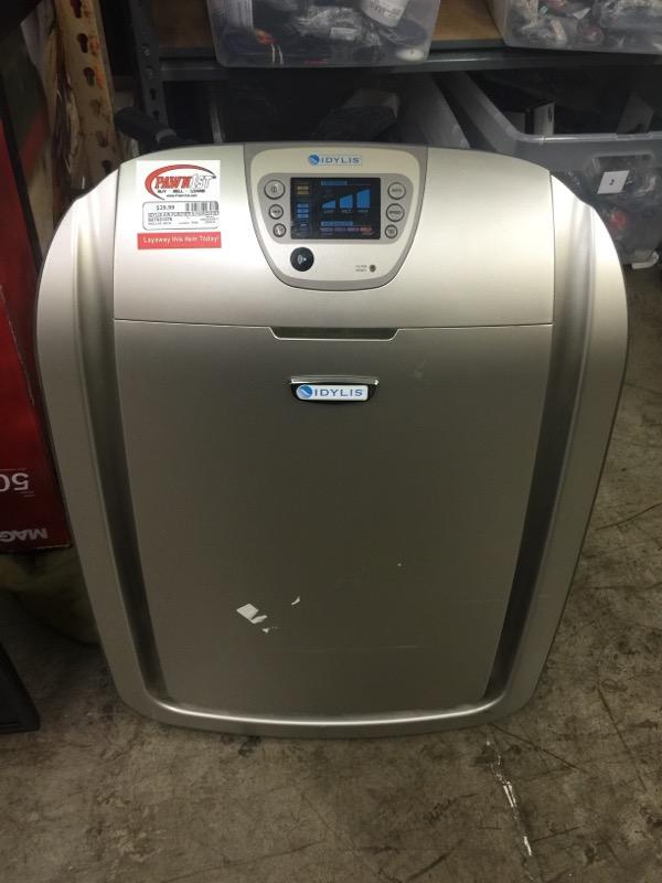 IDYLIS Air Purifier & Humidifier IAP-10-280