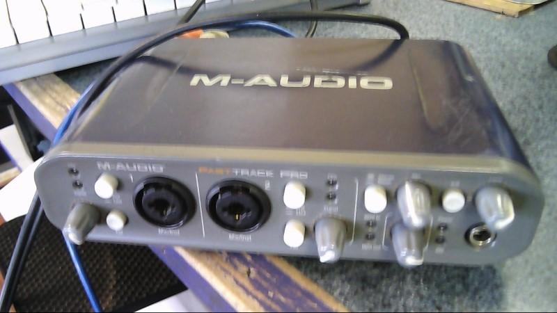 M AUDIO Electronic Instrument AU02-073B0