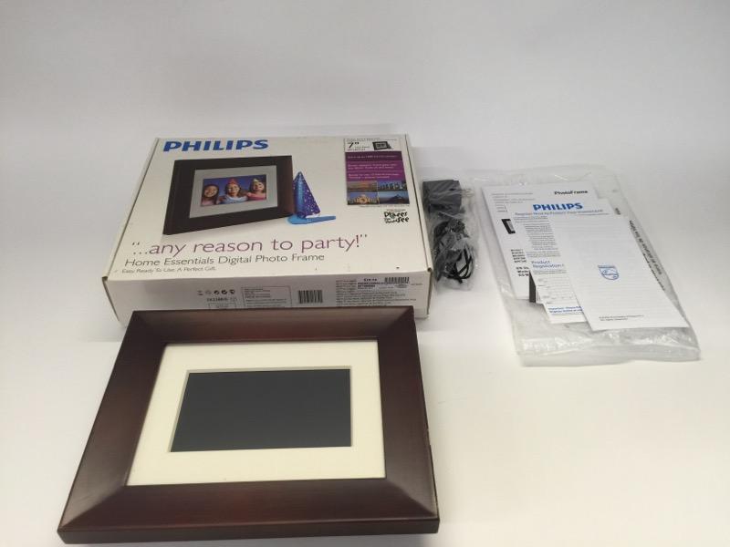 PHILIPS Camera Accessory SPF3407D/G7