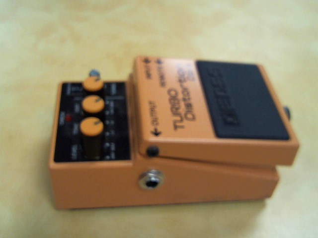 BOSS Effect Equipment DS-2 TURBO DISTORTION