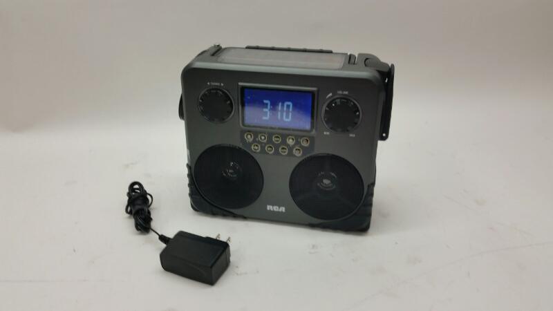 RCA Radio RCAEP700WR