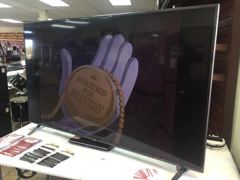 LG Flat Panel Television 70LB7100