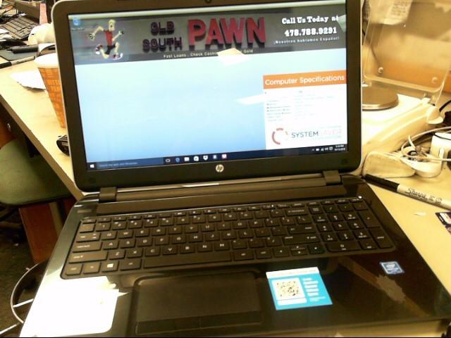 HEWLETT PACKARD Laptop/Netbook 15-F271WM