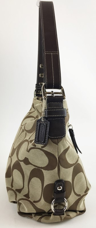 COACH DUFFLE CROSSBODY SHOULDER BAG F15067