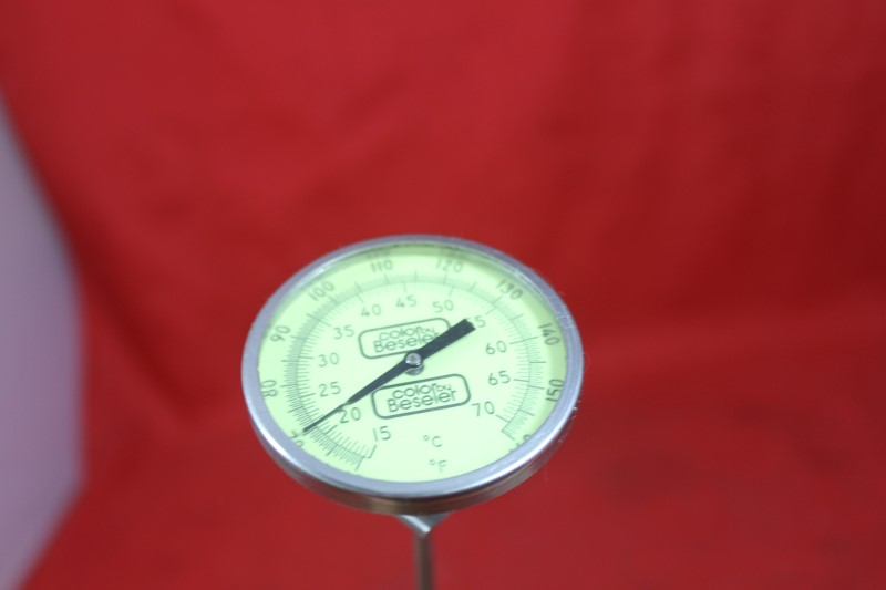 BESELER PHOTOGRAPHIC THERMOMETER