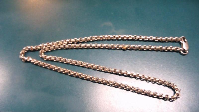 """18"""" Silver Fine Chain 925 Silver 20.01g"""