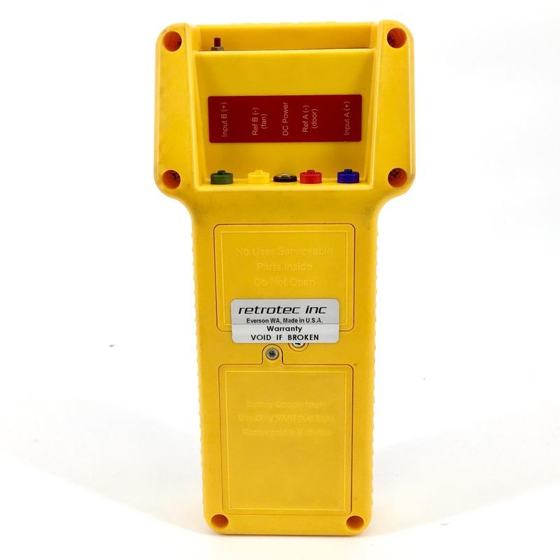 RETROTEC INC. DM2 MARK II BLOWER DOOR ARIFLOW SYSTEM KIT Q46