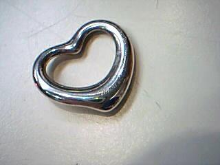 Tiffany & Co. Silver Pendant 925 Silver 4.8g